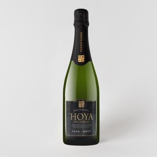 Hoya De Cadenas Brut Cava Pezsgő 0.75L