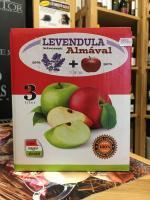 Napkirályfi 100% Gyümölcslé Alma - Levendula Kivonattal 3L