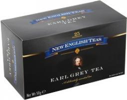 New English Teas Earl Grey Tea 50g (filteres)
