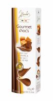 Hamlet Gourmet choc's Sós-karamellás Tejcsokoládé chips 150g