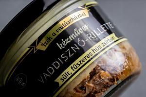 Ízek a Vadászházból Vaddisznó - Rillette 185g