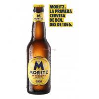 Moritz Barcelona Cerveza 0,33l