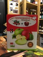 100% Gyümölcslé csipkebogyó - alma 3L