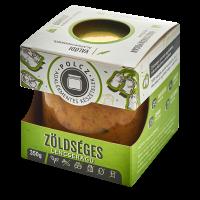 Zöldséges lencseragu ( Új receptúra! – enyhén csípős )