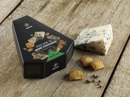Snock Roquefort sajtos snack