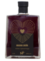 Magna Mézes Cigánymeggy Likőr 0,5L